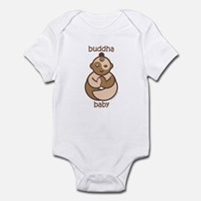 Happy Buddha Baby : Flesh Tones Infant Bodysuit