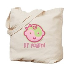 Lil' Yogini Tote Bag