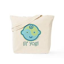 Lil' Yogi Tote Bag