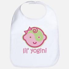 Lil' Yogini Bib
