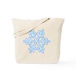 Flurry Snowflake XVIII Tote Bag