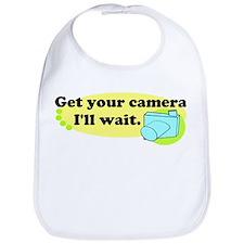 Get your camera Bib