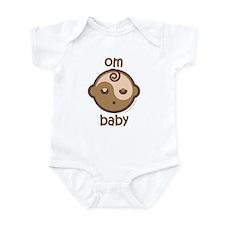 Om Baby : Flesh Tone Infant Bodysuit