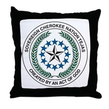 SCNT Throw Pillow