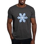 Flurry Snowflake XVII Dark T-Shirt