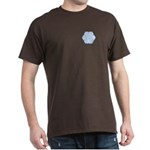 Flurry Snowflake XVI Dark T-Shirt