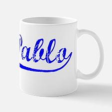 Vintage San Pablo (Blue) Mug