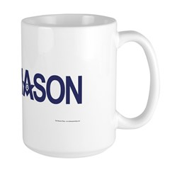 The Free Masons Mug