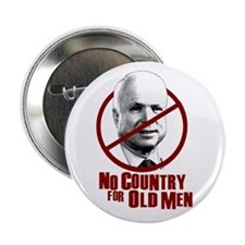 """No Country for Old Men 2.25"""" Button"""