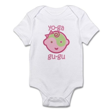 Yo-GaBaby3_GIRL Body Suit