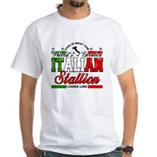 World's Greatest Italian Stallion Shirt
