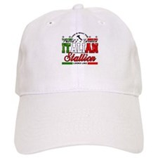 World's Greatest Italian Stallion Baseball Cap