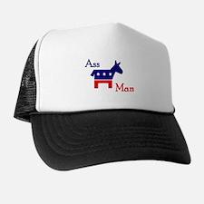 Ass Man Logo! Trucker Hat