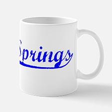 Vintage Sandy Spri.. (Blue) Mug