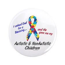 """Blessing 3 (Autistic/NonAutistic Children) 3.5"""" Bu"""