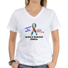 Blessing 3 (Autistic/NonAutistic Children) Shirt