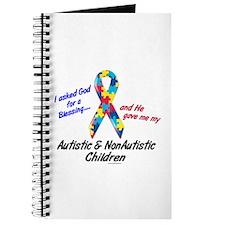 Blessing 3 (Autistic/NonAutistic Children) Journal