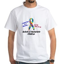 Blessing 3 (Autistic/NonAutistic Children) Shirt