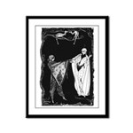 Faust 235 Framed Panel Print