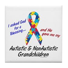 Blessing 3 (Autistic/NonAutistic Grandchildren) Ti