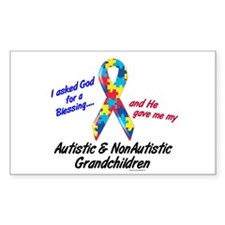 Blessing 3 (Autistic/NonAutistic Grandchildren) St