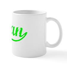 Vintage Rowan (Green) Mug