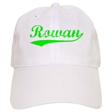 Vintage Rowan (Green) Baseball Cap