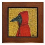 Crow Framed Tiles