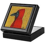 Hooded Crow Keepsake Box