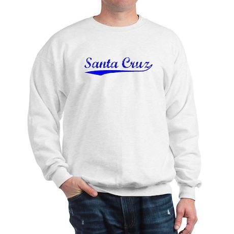 Vintage Santa Cruz (Blue) Sweatshirt
