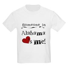Someone in Alabama T-Shirt
