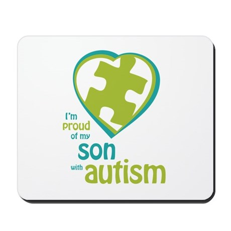 Proud of Son (4GB) Mousepad