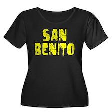 San Benito Faded (Gold) T