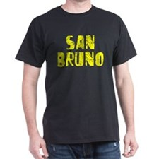 San Bruno Faded (Gold) T-Shirt