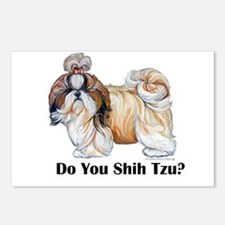Do You Shih Tzu? Postcards (Package of 8)