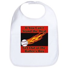 IF YOU CAN'T STAND THE HEAT Bib