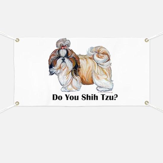 Do You Shih Tzu? Banner