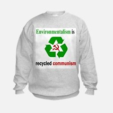 Anti Green Sweatshirt