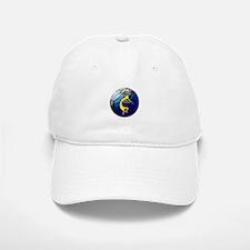 Kokopelli on the Earth #2 Baseball Baseball Cap