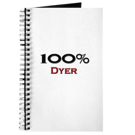 100 Percent Dyer Journal