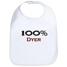 100 Percent Dyer Bib