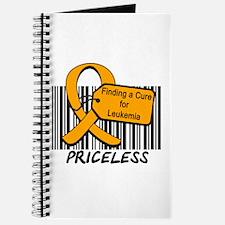 Leukemia Cure Priceless Journal