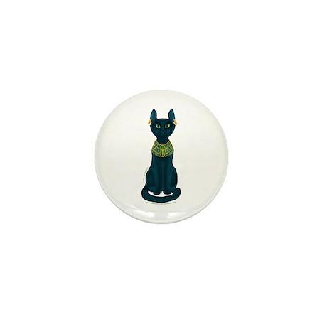 Bastet Mini Button