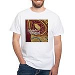 Crafts - Embellishment White T-Shirt