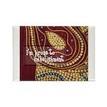 Crafts - Embellishment Rectangle Magnet (100 pack)