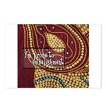 Crafts - Embellishment Postcards (Package of 8)