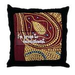 Crafts - Embellishment Throw Pillow
