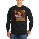 Crafts - Embellishment Long Sleeve Dark T-Shirt