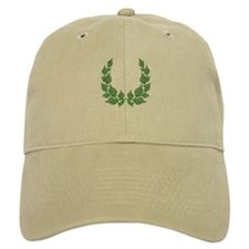 Knotwork Laurel Baseball Cap
