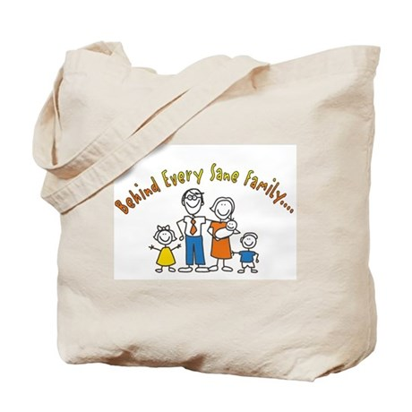 Wonderful Nanny Tote Bag